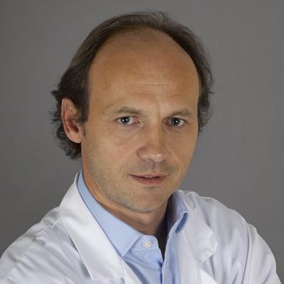 Alexandre Carpentier, neurochirurgien et créateur de SonoCloud